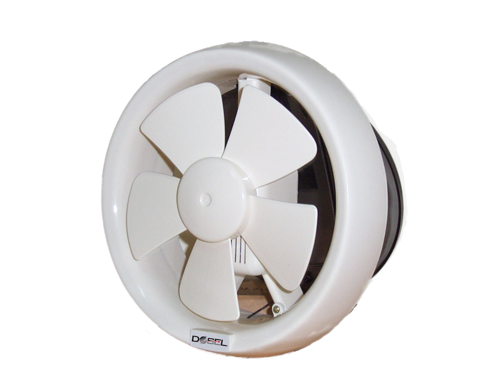 Round Exhaust Fan 8 Inches